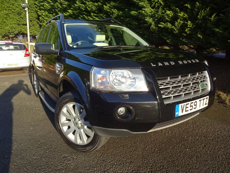used Land Rover Freelander TD4 S (160bhp) (4x4)  in herefordshire-for-sale