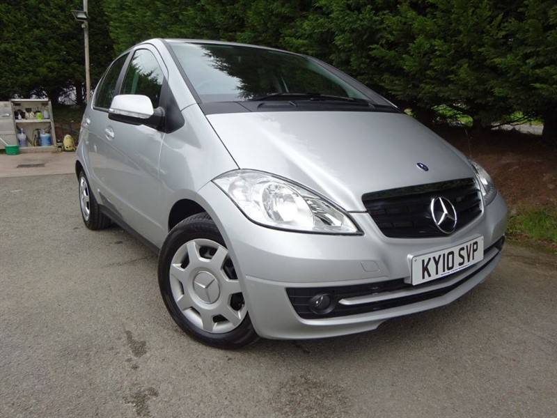 used Mercedes A160 Classic SE (95bhp) (Automatic) in herefordshire-for-sale