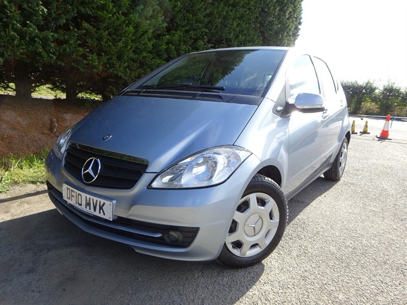 used Mercedes A160 Blue-Efficiency Classic SE (95bhp) in herefordshire-for-sale