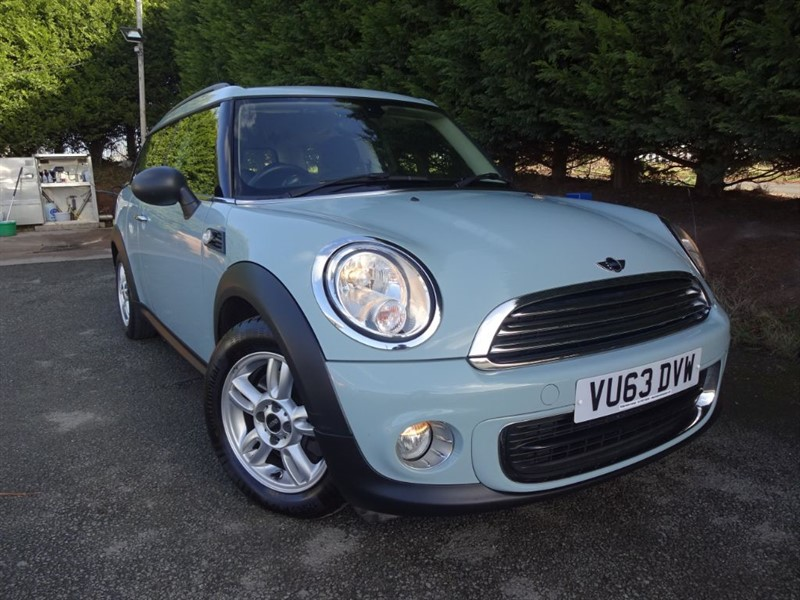 used MINI Clubman One (100bhp) in herefordshire-for-sale