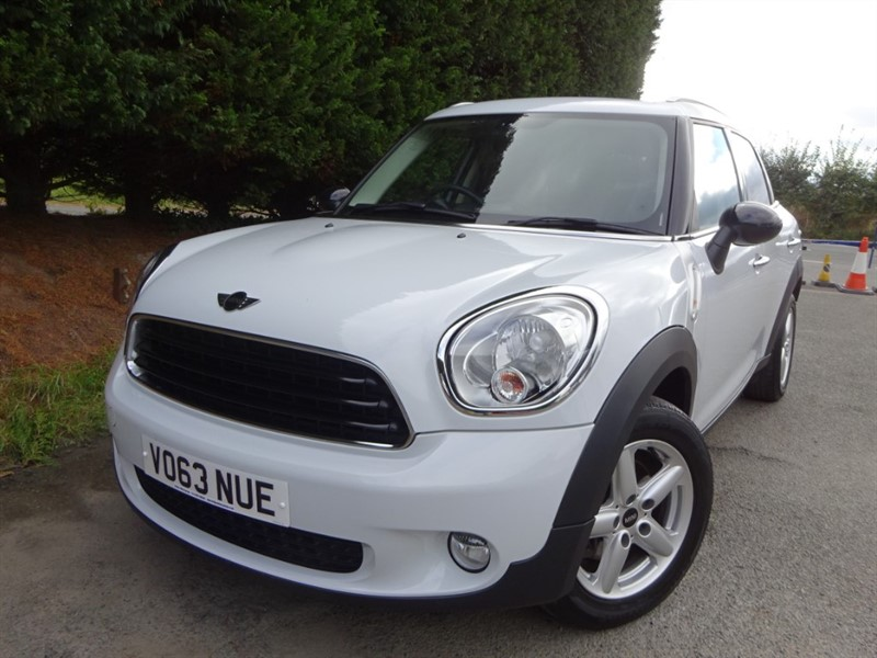 used MINI Countryman One D (90bhp) in herefordshire-for-sale