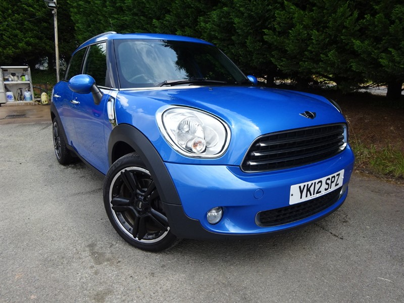 used MINI Countryman Cooper D (112bhp) in herefordshire-for-sale