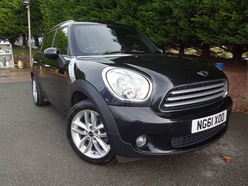 used MINI Countryman Cooper (122bhp) in herefordshire-for-sale