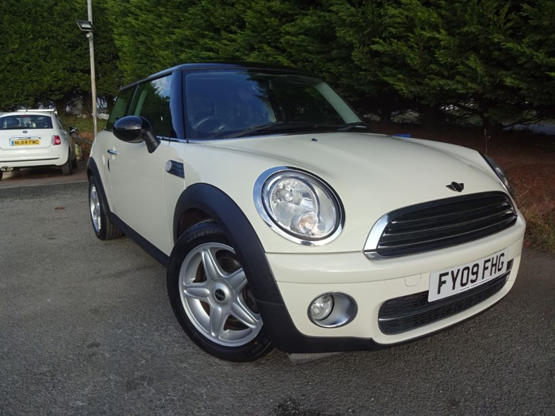 used MINI Hatch Cooper D (110bhp) in herefordshire-for-sale