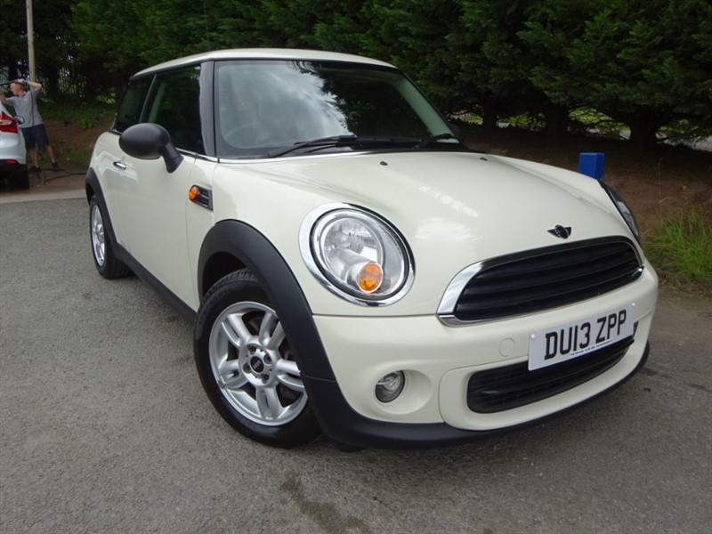 used MINI Hatch First (75bhp) in herefordshire-for-sale