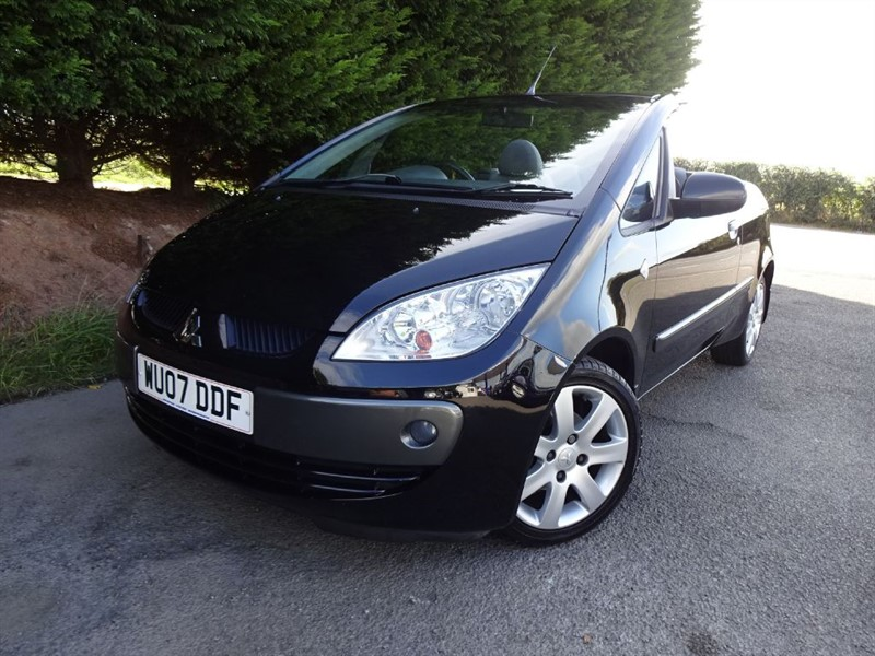 used Mitsubishi Colt CZC (110bhp) in herefordshire-for-sale