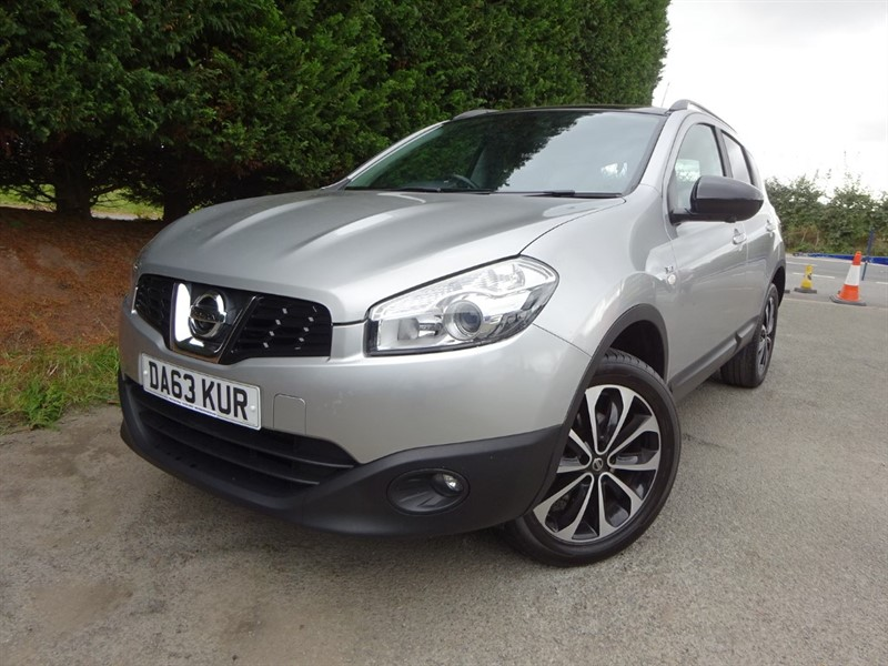 used Nissan Qashqai 360 in herefordshire-for-sale