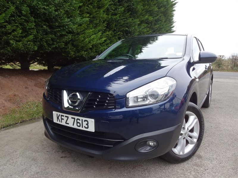used Nissan Qashqai DCI Acenta (115bhp) in herefordshire-for-sale