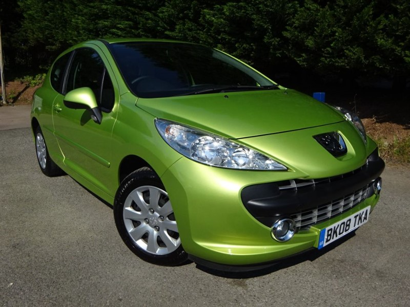 used Peugeot 207 M-Play (75bhp) in herefordshire-for-sale