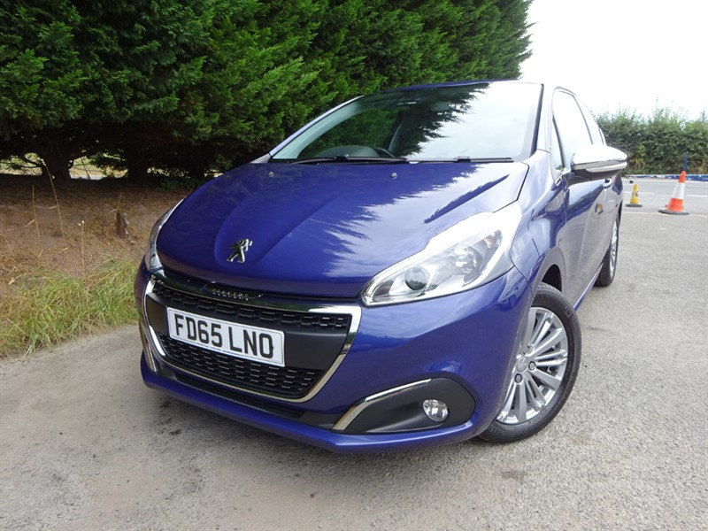used Peugeot 208 Allure (82bhp) in herefordshire-for-sale