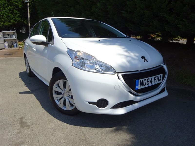 used Peugeot 208 Access Plus (85bhp) in herefordshire-for-sale