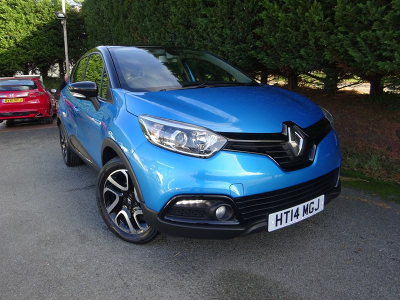 used Renault Captur DCI Dynamique Media Nav Energy (90bhp) in herefordshire-for-sale