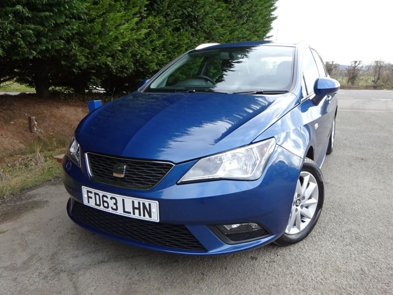 used SEAT Ibiza TDI SE (105bhp) in herefordshire-for-sale