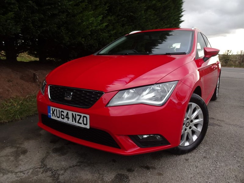 used SEAT Leon TDI SE (105bhp) (Estate) in herefordshire-for-sale