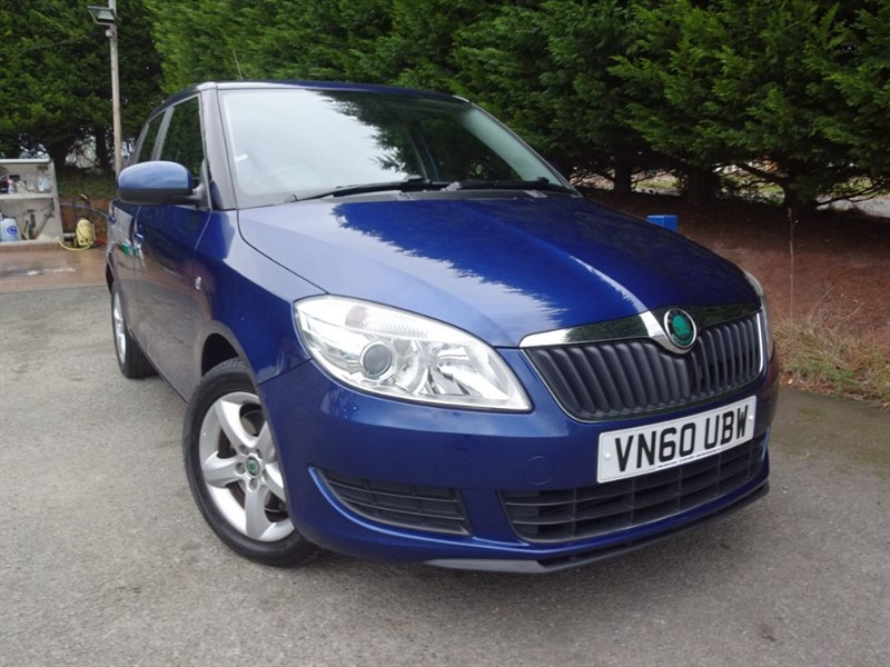 used Skoda Fabia TDI SE (105bhp) in herefordshire-for-sale