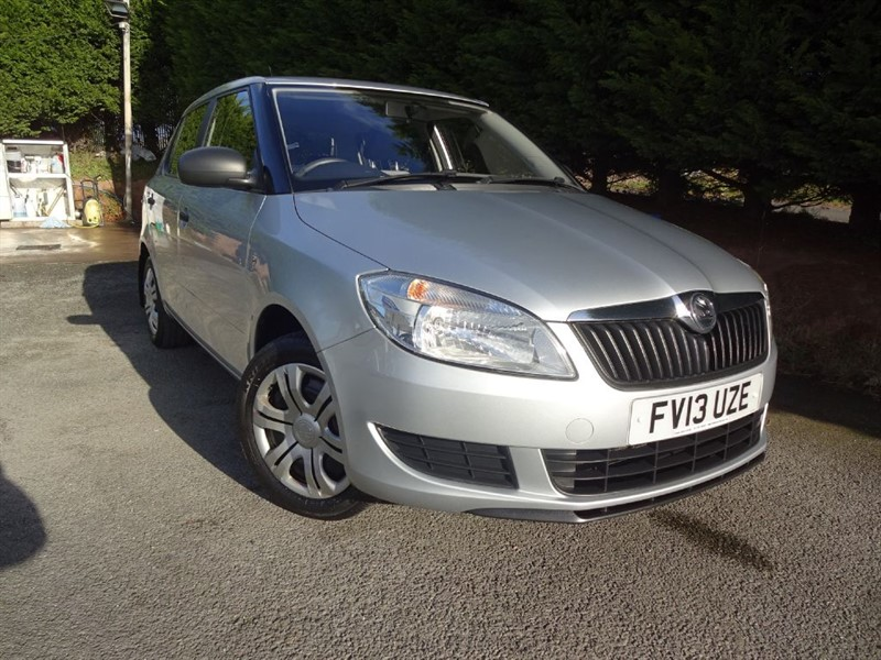 used Skoda Fabia S (60bhp) in herefordshire-for-sale