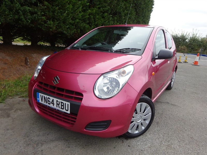 used Suzuki Alto SZ (70bhp) in herefordshire-for-sale