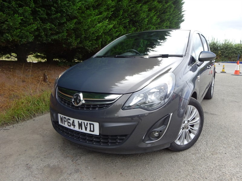 used Vauxhall Corsa SE (Automatic) (100bhp) in herefordshire-for-sale