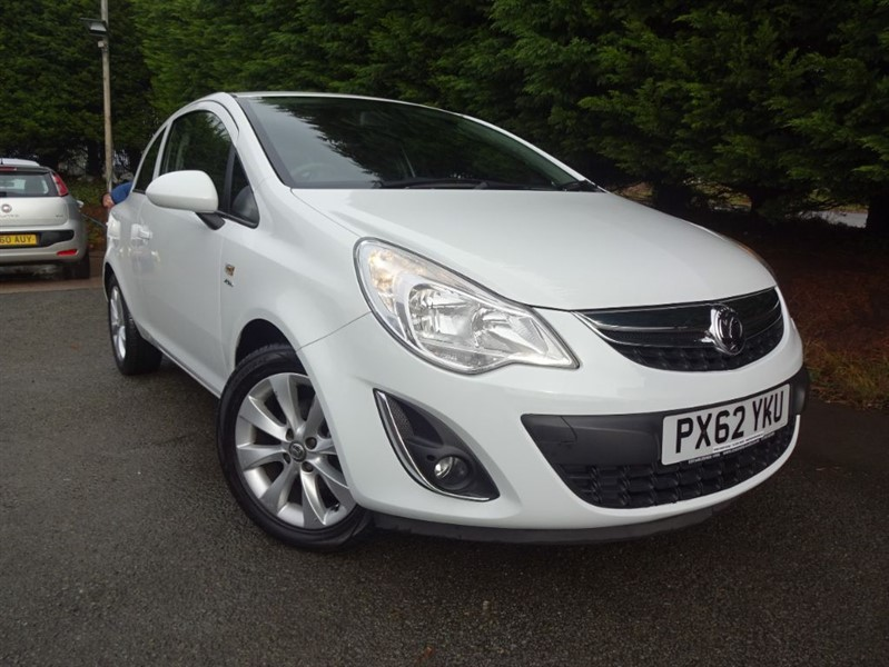 used Vauxhall Corsa Active (85bhp) in herefordshire-for-sale