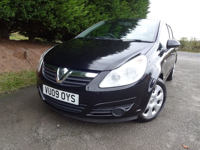 used Vauxhall Corsa CLUB A/C in herefordshire-for-sale