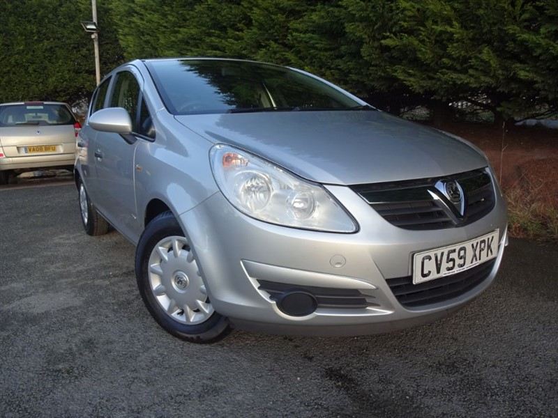 used Vauxhall Corsa Active (80bhp) in herefordshire-for-sale