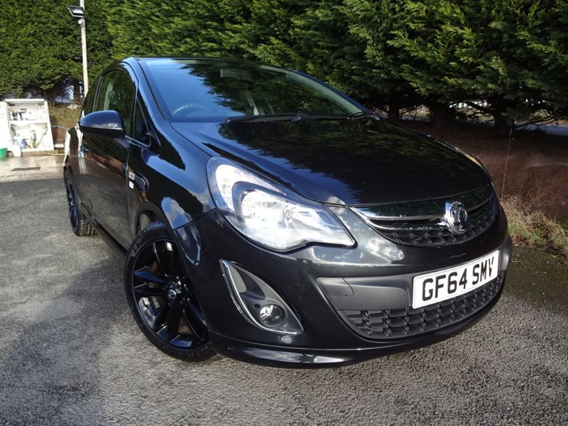 used Vauxhall Corsa Limited Edition (85bhp) in herefordshire-for-sale
