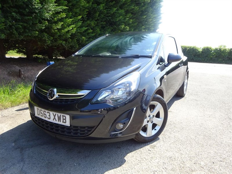 used Vauxhall Corsa SXI (AC) 85 bhp in herefordshire-for-sale
