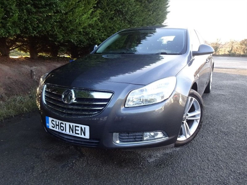 used Vauxhall Insignia SRI (140bhp) in herefordshire-for-sale