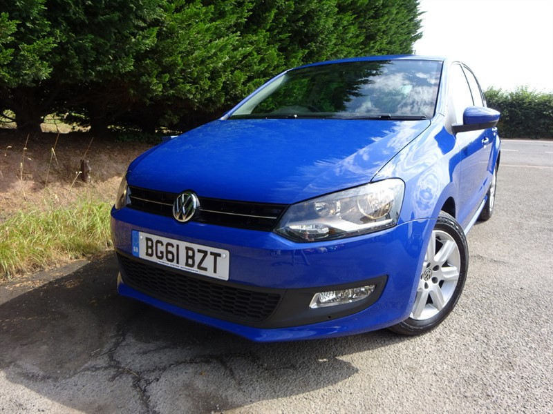 used VW Polo Match (60bhp) in herefordshire-for-sale