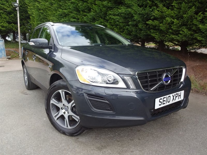 used Volvo XC60 D5 SE LUX (205bhp) (AWD) in herefordshire-for-sale