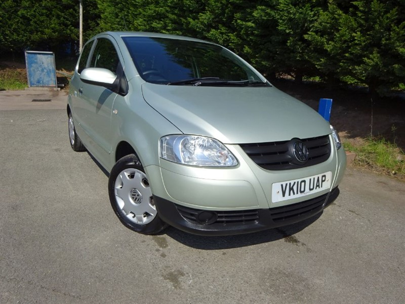 used VW Fox 6V (55bhp) in herefordshire-for-sale