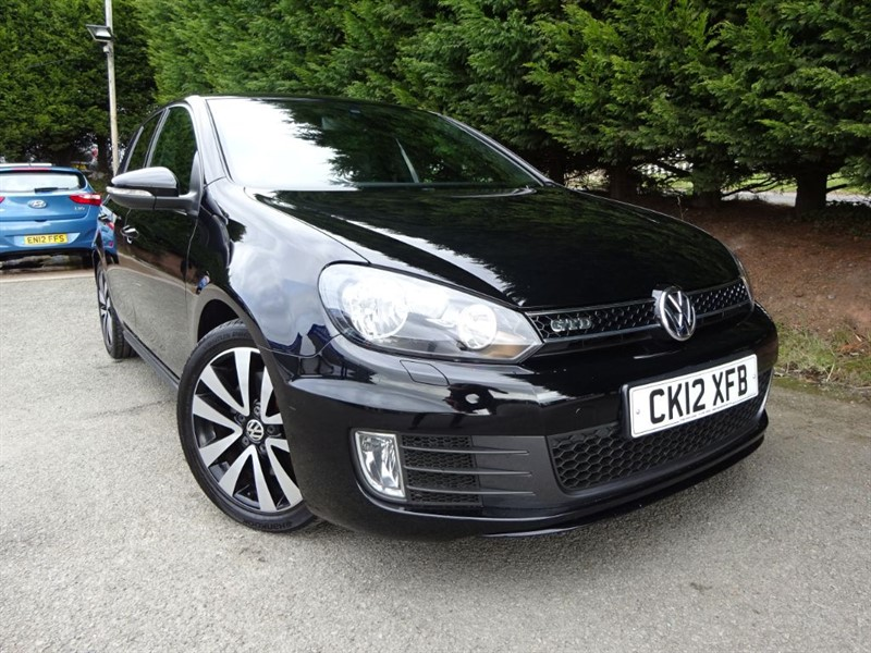 used VW Golf TDI GTD-L (170bhp) in herefordshire-for-sale