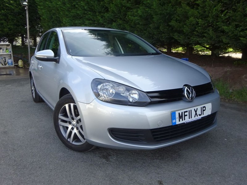 used VW Golf Twist (80bhp) in herefordshire-for-sale