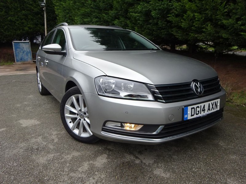 used VW Passat TDI Executive Bluemotion-Tech (Estate) in herefordshire-for-sale