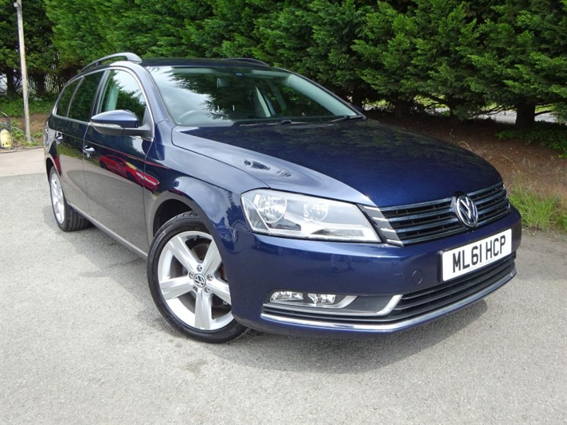 used VW Passat TDI SE Bluemotion-Tech (Estate) (105bhp) in herefordshire-for-sale