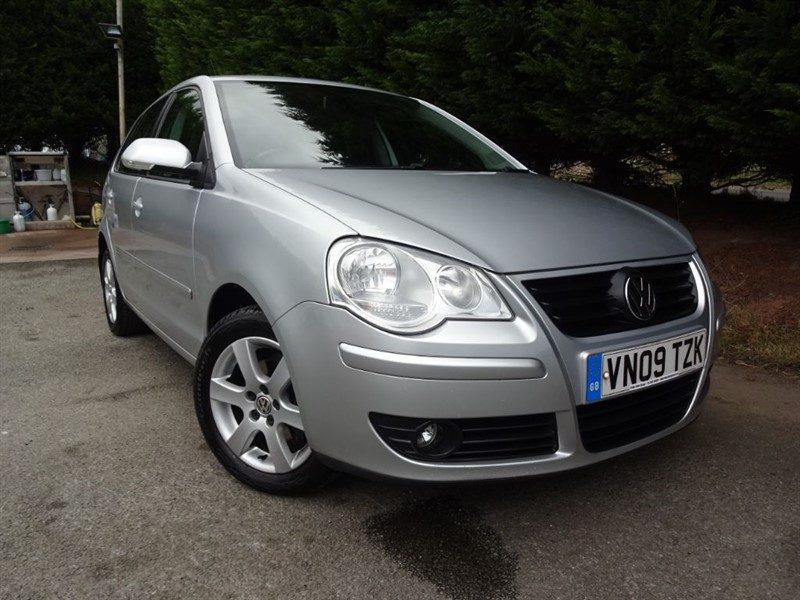 used VW Polo Match (80bhp) in herefordshire-for-sale