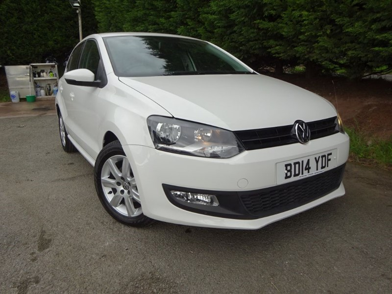 used VW Polo Match Edition (60bhp) in herefordshire-for-sale