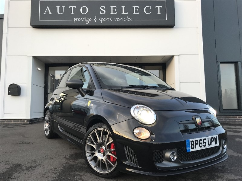 used Abarth 500 595 COMPETIZIONE ABSOLUTELY IMMACULATE!! in chesterfield