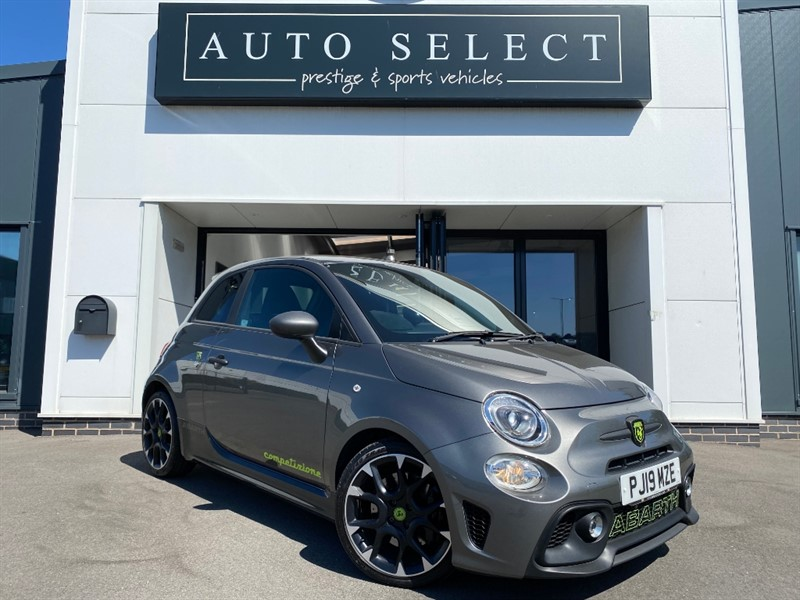 used Abarth 500 1.4 595 COMPETIZIONE HUGE SPEC!! IMMACULATE!! in chesterfield