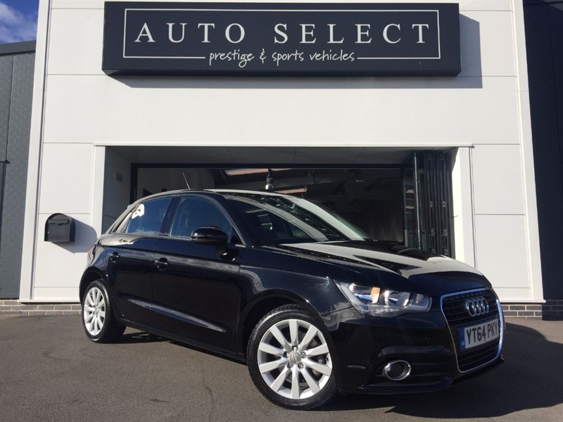 used Audi A1 SPORTBACK 1.6 TDI SPORT £ZERO TAX!! NAVIGATION!! in chesterfield