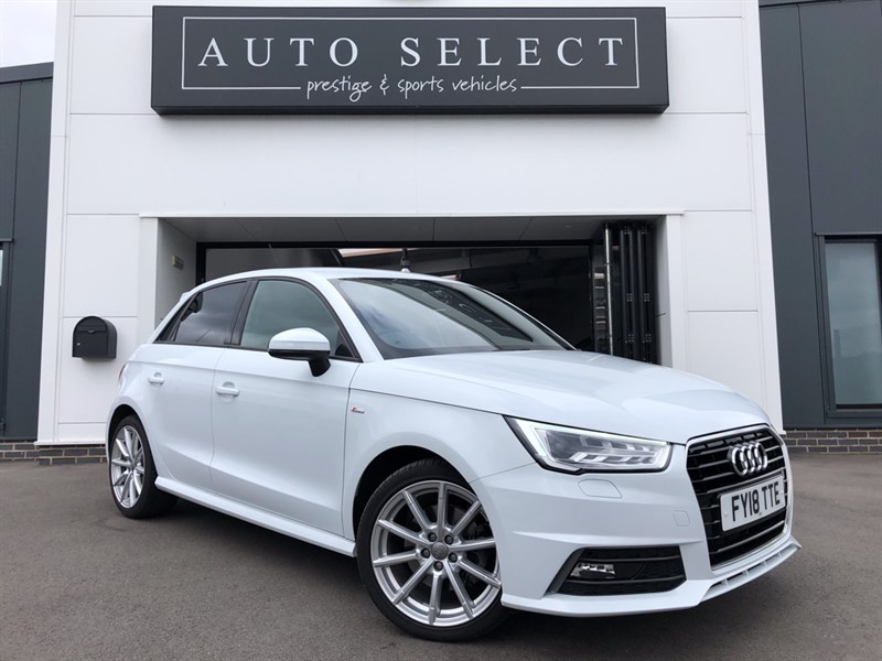 used Audi A1 SPORTBACK 1.4TFSI S LINE NAVIGATION!! IMMACULATE!! in chesterfield