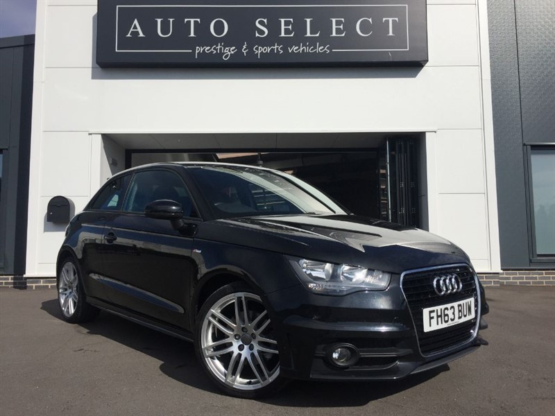 used Audi A1 1.4 TFSI S LINE FASH!! JUST SERVICED!! in chesterfield