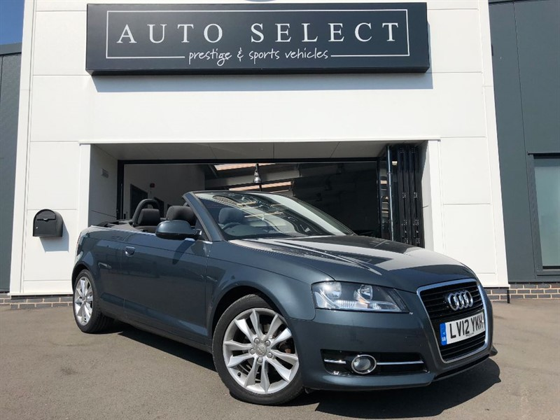 used Audi A3 1.6 TDI SPORT 1 LADY OWNER!! STUNNING CAR!! in chesterfield