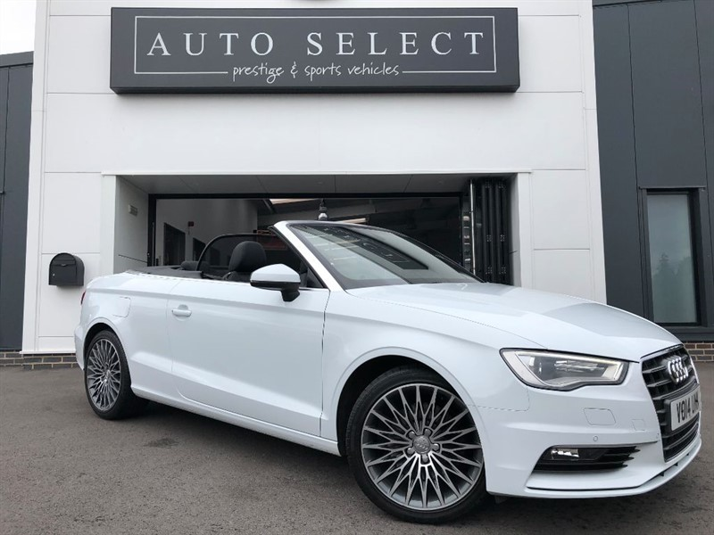 used Audi A3 1.8 TFSI SPORT NAVIGATION!! STUNNING!! LOW MILES!! in chesterfield