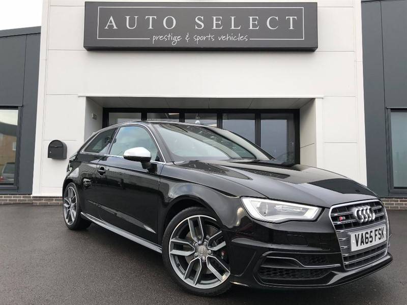 used Audi A3 S3 QUATTRO MASSIVE SPEC!! ! OWNER!! in chesterfield
