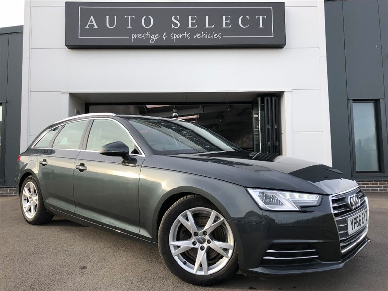 used Audi A4 Avant 2.0 TDI ULTRA SPORT NAVIGATION!! £20 YEAR TAX!! in chesterfield