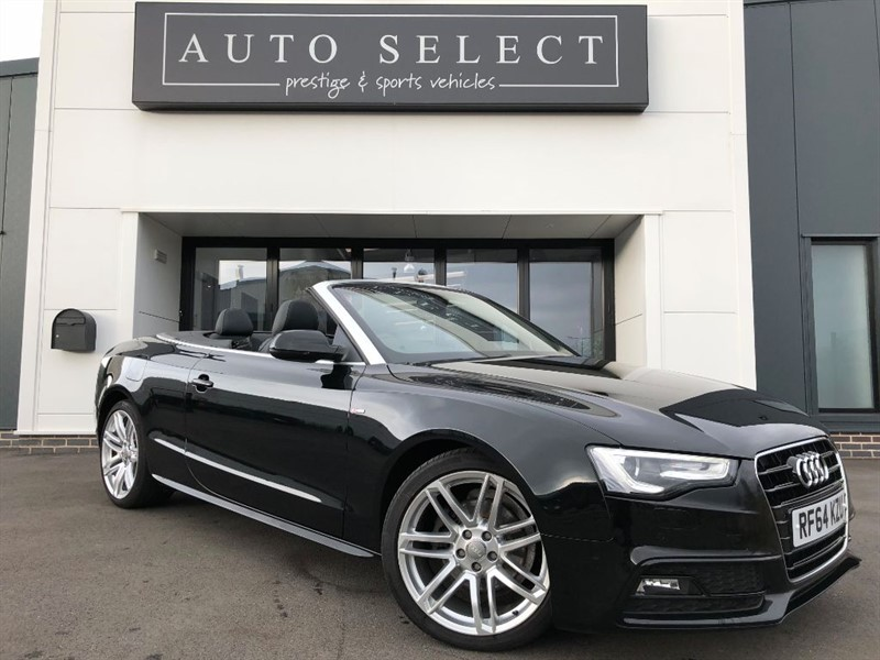 used Audi A5 2.0 TDI S LINE SPECIAL EDITION MONSTER SPEC!! in chesterfield