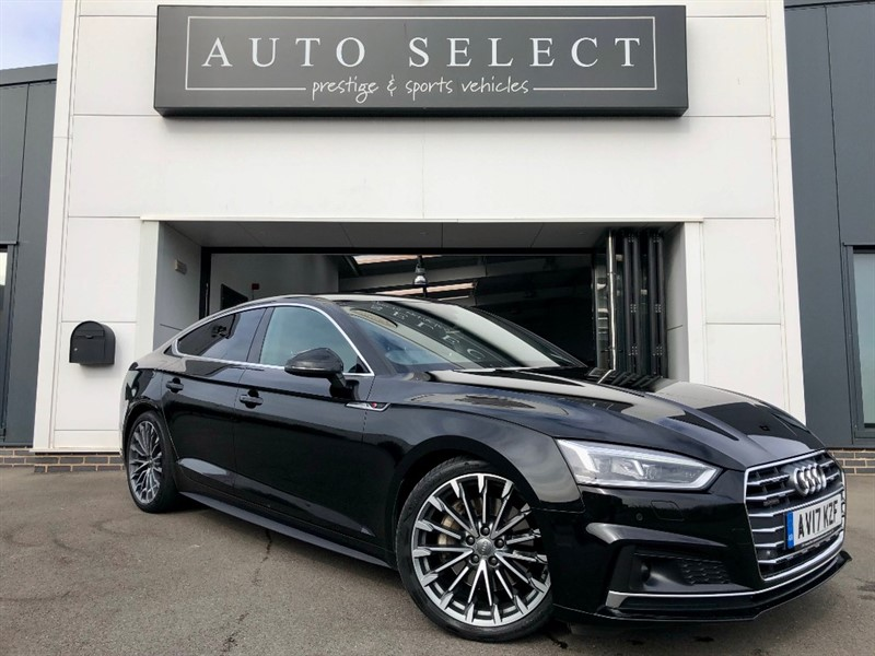 used Audi A5 SPORTBACK 2.0 TFSI QUATTRO S LINE MONSTER SPEC!! 1 OWNER!! in chesterfield