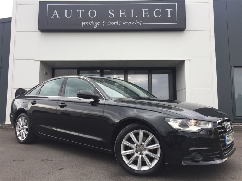 used Audi A6 3.0 TDI SE MASSIVE SPEC!! in chesterfield