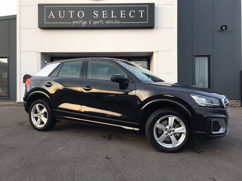 used Audi Q2 1.4 TFSI SPORT 1 OWNER!! IMMACULATE!! in chesterfield